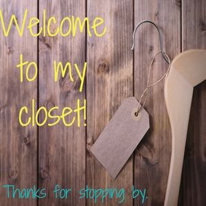 Other - Thanks for stopping by my closet! 💕